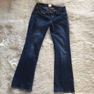 Lucky Brand Dungarees Jeans Size 2/26